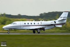 CS-DFU - 560-5520 - Netjets Europe - Cessna 560XL Citation XLS - Luton - 100517 - Steven Gray - IMG_2067