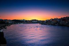 Rio Douro do Porto (- GD photography -) Tags: sunset sol portugal rio río river agua porto douro puestadesol vacaciones hdr oporto 2010 duero portugalmagico gonzalodéniz