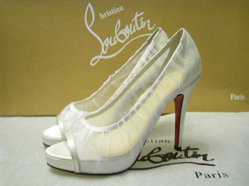 Christian Louboutin wedding shoes