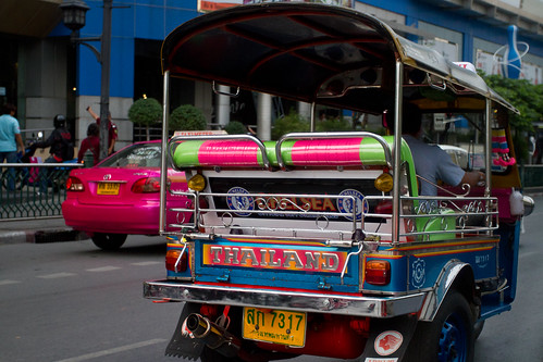 Colours of Bangkok