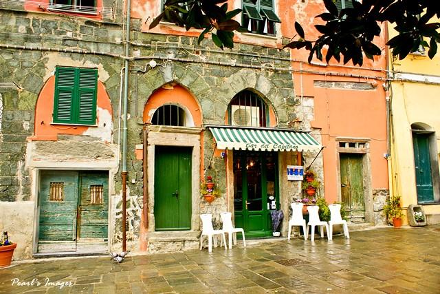 Vernazza 街景