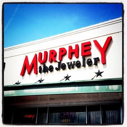 Murphey the Jeweler