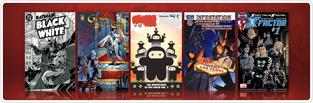 Digital Comics 3.16.11
