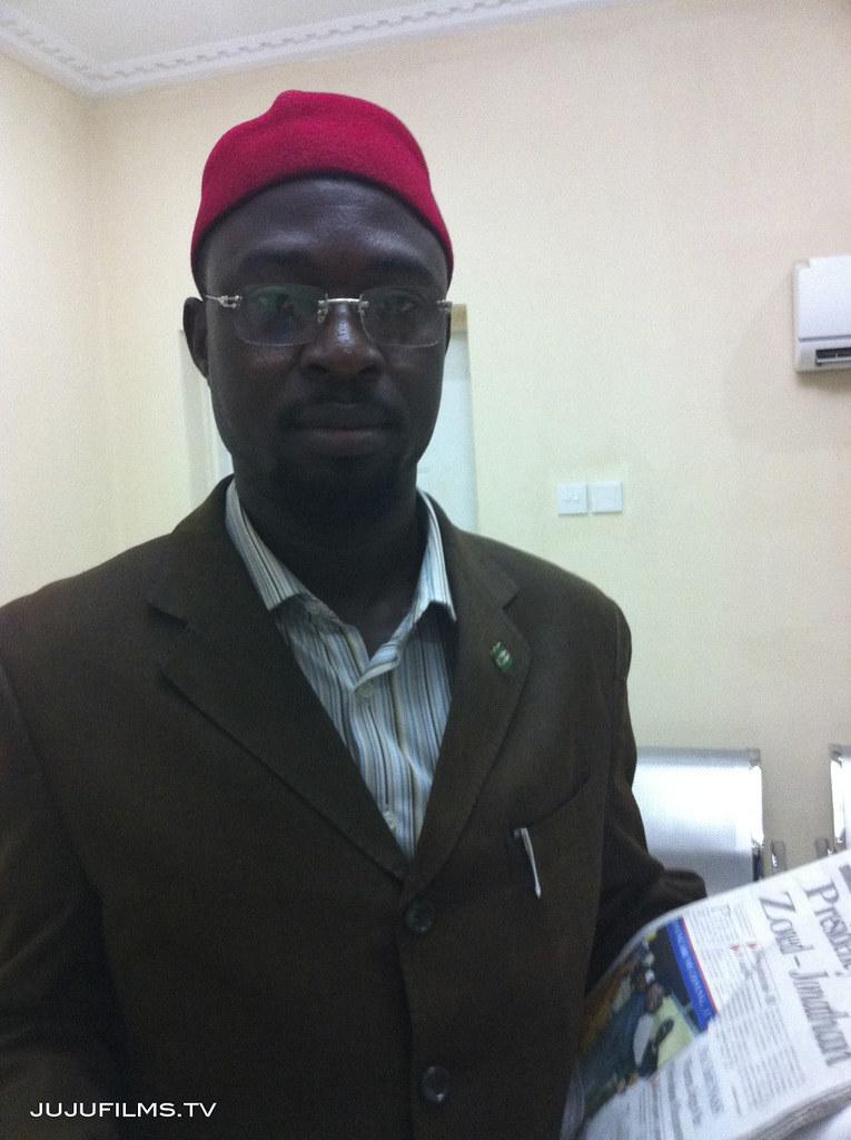 High Chief Egbe Akparakwu