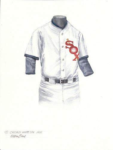 chicago white sox shorts uniform. Chicago White Sox 1935 uniform