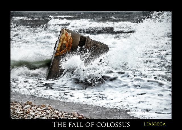 La caída del coloso