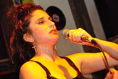 DSC_0227 Valentina Fel at SOAS Radio event at Favela Chic Shoreditch (photographer695) Tags: radio event shoreditch soas chic favela valentina fel