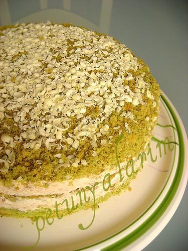 ISPANAKLI PASTA (Kuchen mit Spinat)