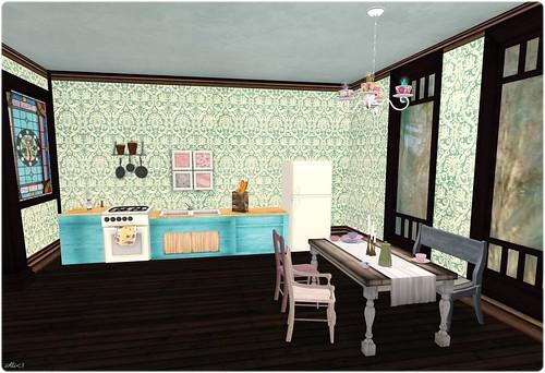 Style - Boho, baby! - Kitchen