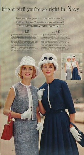 Spiegel 1963 skirts and jackets