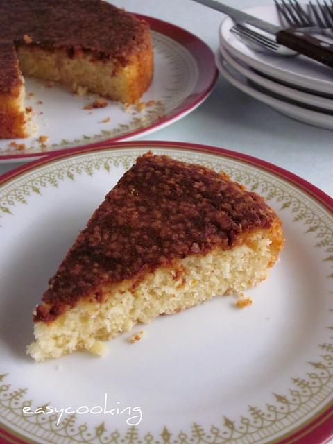 Paneer Pound Cake