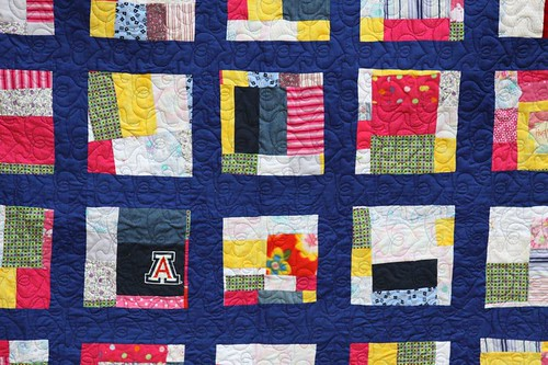 memory quilt, recycled quilt, custom memory quilt, recycled quilt from clothing 5