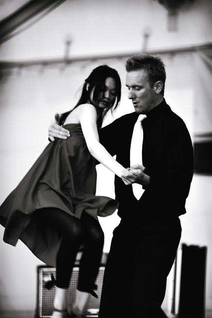 Tango Dance.