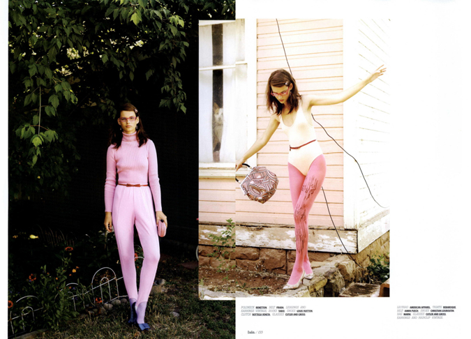Think Pink: Lula Editorial
