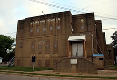 palestine lodge no. 31, a. f. & a. m. (Exquisitely Bored in Nacogdoches) Tags: masonic masons masonictemple nicholasjclayton nicholasclayton palestinetexas fraternallodge palestinelodgeno31afam