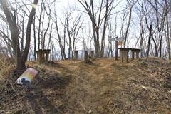 熊倉山の山頂