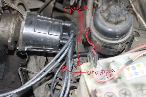 Схема зажигания опель вектра фото 394