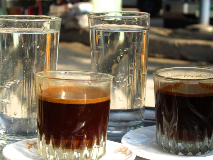 Ahwa Egyptian Coffee