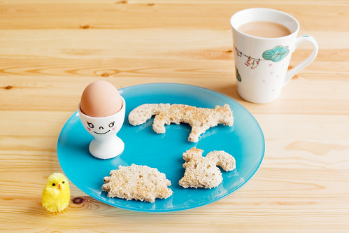 An eggcellent start to the day! by Pygmy Cloud