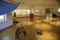 Faculty Art Show- 2016 (IU Kokomo) Tags: iuk indianauniversitykokomo art faculty gallery artgallery alisha alishareferda referda
