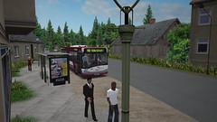 450 '' (KamilUSA) Tags: omsi bus simulator solaris urbino