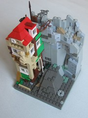 PCS_329 (Zeï'Cygaïn) Tags: lego classic castle puzzling scapes pcs brightgreen tudor