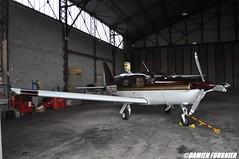 DSC_0760 (damienfournier18) Tags: aroport aroportdenevers lfqg nevers avion aiation aronefs parachutiste dr400