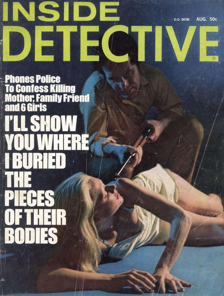 Crime detective sex