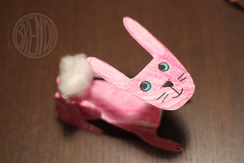 year of the rabbit craft