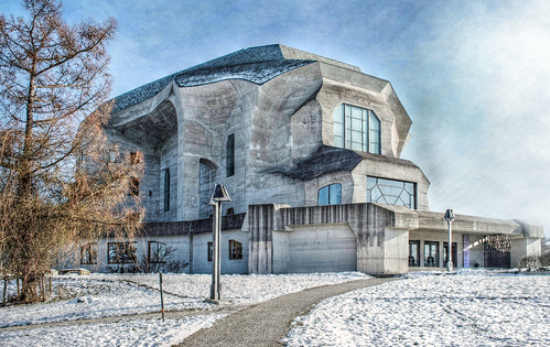 Second Goetheanum (Main-Building)