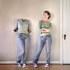 Imaginary friend (YetAnotherLisa) Tags: blue portrait self friend trouble jeans converse imaginary chucks totw