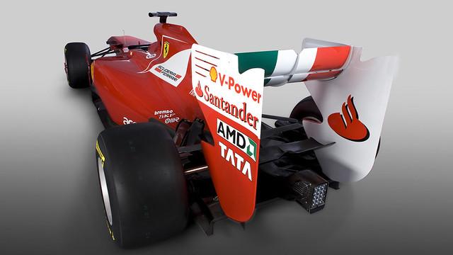 Ferrari F150 F1 2011 1680 5