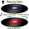Double Platinum Time to Vote Notice