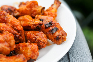 Ultimate Grilled Buffalo Wings