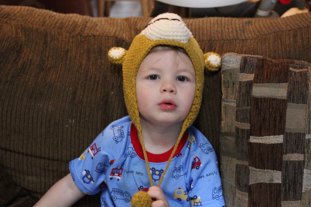 MailChimp Monkey Hat!