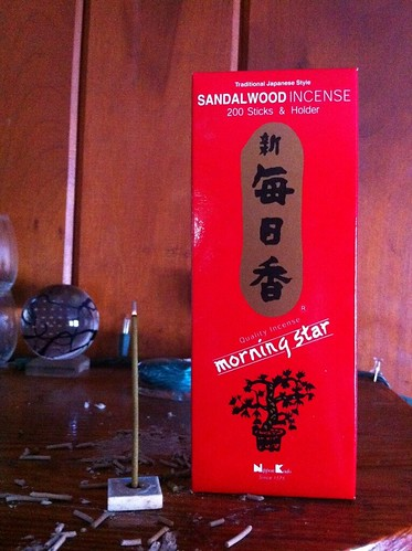 This kind of incense
