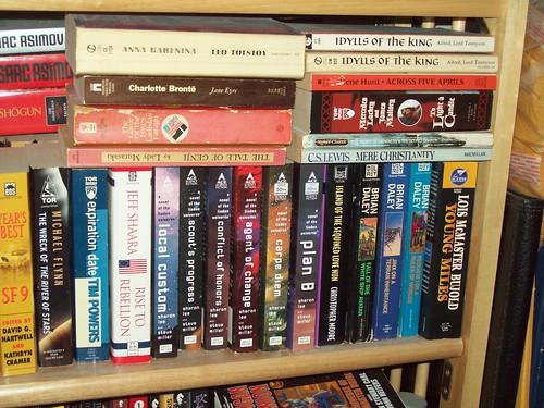 Bookshelves 10