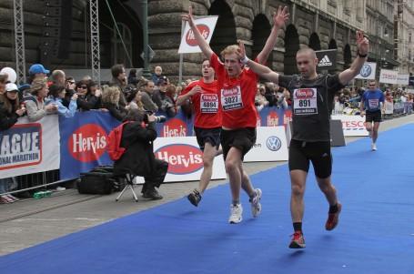 Tréninkové plány na Volkswagen Maraton Praha a Hervis 1/2Maraton