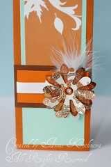 """Florentina"" gift bookmark-detail"