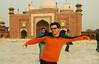 IMG_2624 (asadjaved) Tags: heritage fort taj mahal agra marble akbar emperor shah jahan muhgal