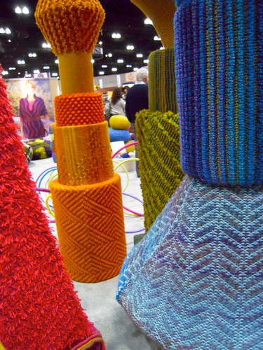 yarn display at LION