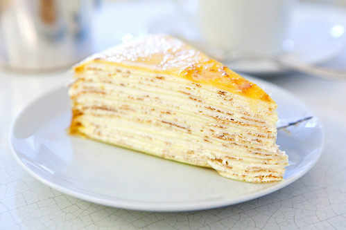 Mille Crepes Cake