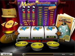 Magic Slots slot game online review