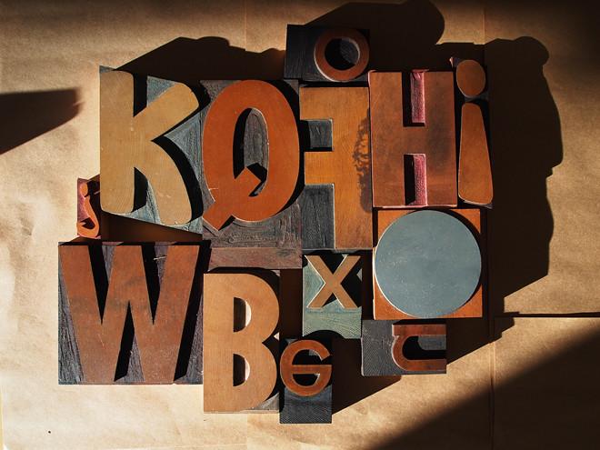 woodtype
