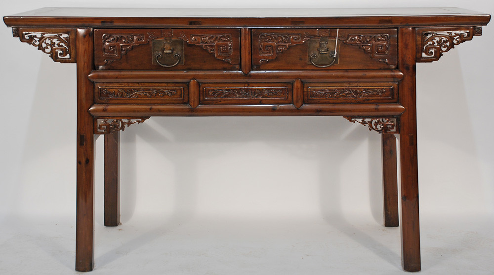 BK0039Y-Chinese-Antique-Desk