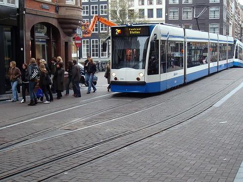 Transporte público de Amsterdam: Tram Amsterdam