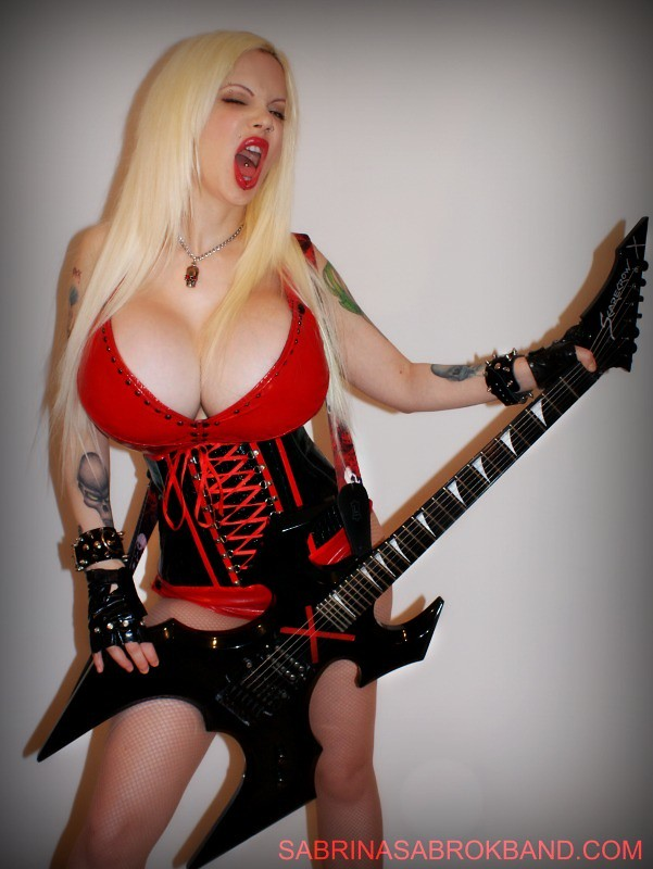 Sabrina sabrok rockstar biggest breast in the world - 4 4