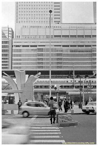 Monochrome Nagoya #04