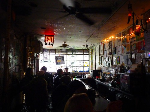 Mars Bar Interior, East Village, New York City 79