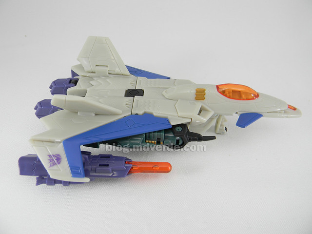 Transformers Thunderwing Generations Deluxe - modo alterno